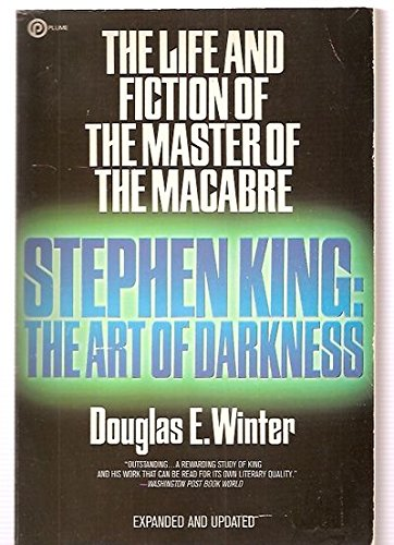 Stephen King: The Art of Darkness (Signet) Signet Art