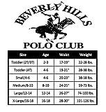 Beverly Hills Polo Club Boys' Boxer Briefs, Medium, Assortment 1