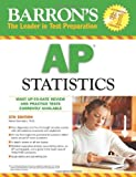 img - for Barron's AP Statistics by Sternstein Ph.D. Martin (2010-02-01) Paperback book / textbook / text book