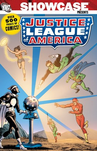 Showcase Presents: Justice League of America, Vol. 1 (Justice League Of America Vol 4 1)