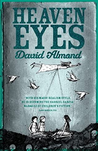 book cover of Heaven Eyes