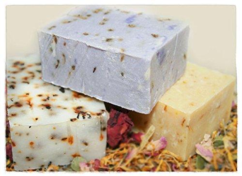 Organic Shea Butter CP Soap Making Kit 3 Lb. (Soap Shredded)