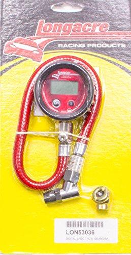 Longacre Racing 52-53036 Digital Basic TPG 0-100 ANG