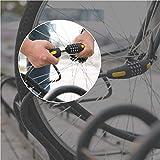 Via Velo Bike Lock Combination Cable Lock