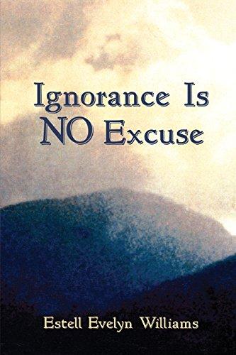 Books : Ignorance Is No Excuse