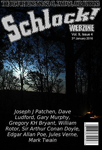 Schlock! Webzine Vol. 9, Issue 4