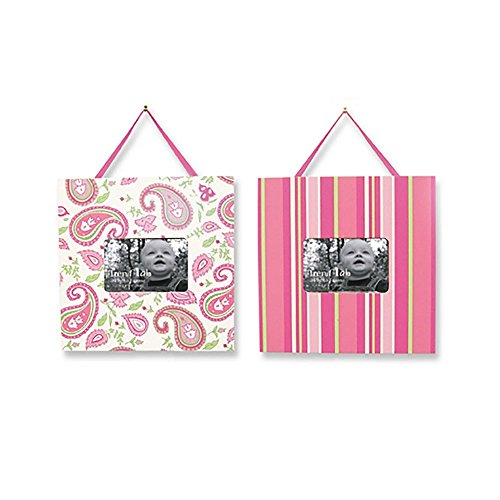 - Trend Lab Two Picture Frame Set in Paisley Park