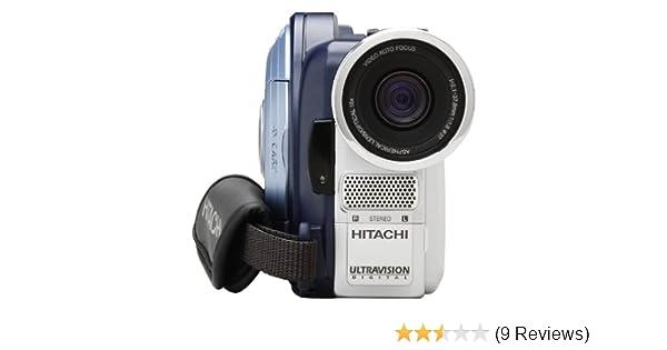 amazon com hitachi dzmv550a dvd camcorder w 18x optical zoom rh amazon com Hitachi Camera Manual Hitachi DZ Gx5020a Manual