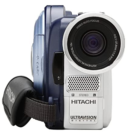 amazon com hitachi dzmv550a dvd camcorder w 18x optical zoom rh amazon com Hitachi Repair Manual Verizon LG Cell Phone Manual