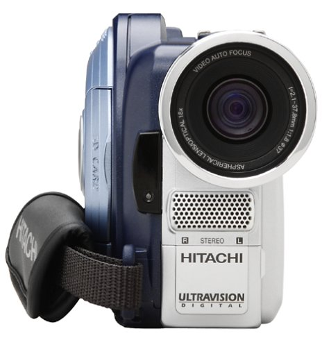 (Hitachi DZMV550A DVD Camcorder w/18x Optical Zoom )