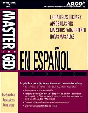 GED en Espanol 2004