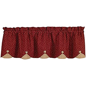 curtains bewitch and alar for valances window designer curtain modern guys arresting red treatments cool patterns shower valance kitchen