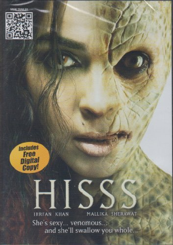 Snake Eye Tail Light - HISSS / DVD