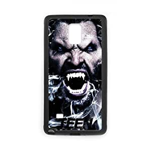 Teen Wolf For Samsung Galaxy Note4 N9108 Csae protection phone Case FXU346535