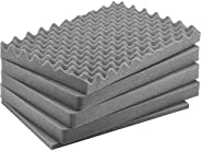 Pelican Storm IM2600-FOAM Pelican Storm iM2600 Replacement Foam Set, (Gray)
