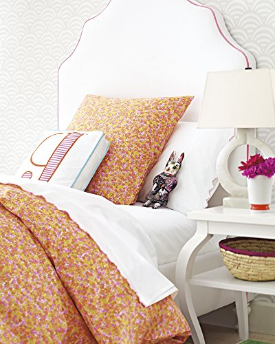 Serena and Lily Citrus Bloom Duvet Cover, Full/Queen