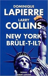 New York brûle-t-il ? : roman, Lapierre, Dominique