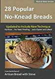 28 Popular No-Knead Breads (B&W Version): From the Kitchen of Artisan Bread with Steve