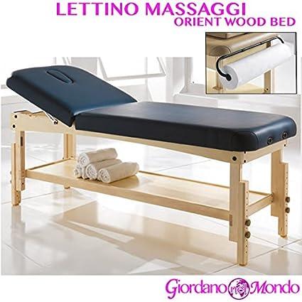 Lettino Massaggio Professionale.Lettino Massaggio Professionale In Legno Regolabile In