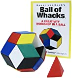 Creative Whacks 6 Color Ball of Whack - Von Oech Roger