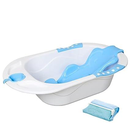 Bañera bañera bebé recién nacido Soporte Net Rack sujeción red ...