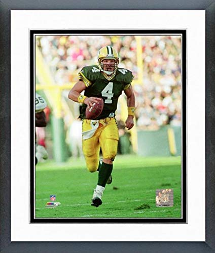Brett Favre Green Bay Packers Action Photo (Size: 12.5