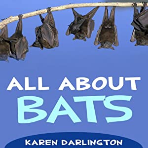 All About Bats Audiobook