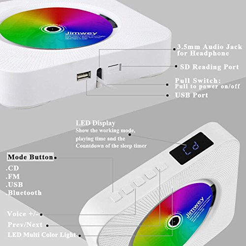 Buy small cd player with speakers