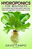 Hydroponics for Beginners: The complete