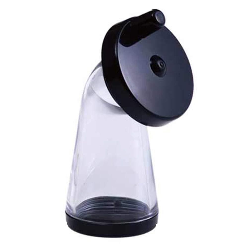Botella de Pimienta Ajustable con Tapa Herramientas de Cocina pr/ácticas NANAD Molinillo de s/ésamo Manual de pl/ástico Respetuoso con el Medio Ambiente