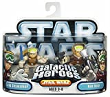 Star Wars Galactic Heros Luke Skywalker & Han Solo