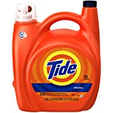 Tide High Efficiency Laundry Detergent, Original Scent, 170 oz- 110 loads