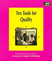 Ten Tools for Quality (American Media how-to books)