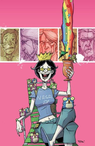 Chew, Vol. 6: Space Cakes