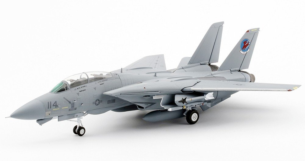 'Herpa 82tsmwtp001–Northrop Grumman F-14A–VF 1# 114Top Gun Movie