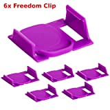 k cup freedom clip - 6X Freedom Clever Clips Brew Any K-Cup In your 2.0 Keurig Works in all 2.0 Models By Freedom Brew (6)