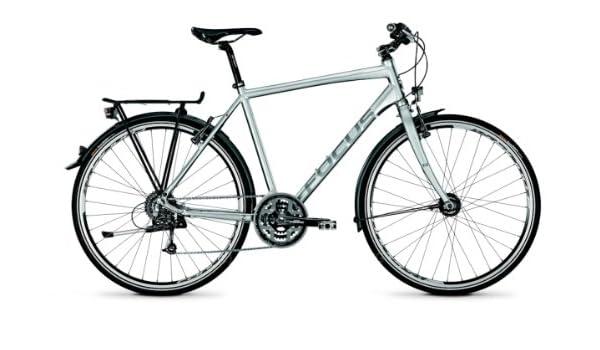 Focus 613010672 - Bicicleta híbrida, talla 28