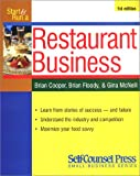 Start and Run a Restaurant Business, Gina McNeill and Brian Cooper, 1551802821