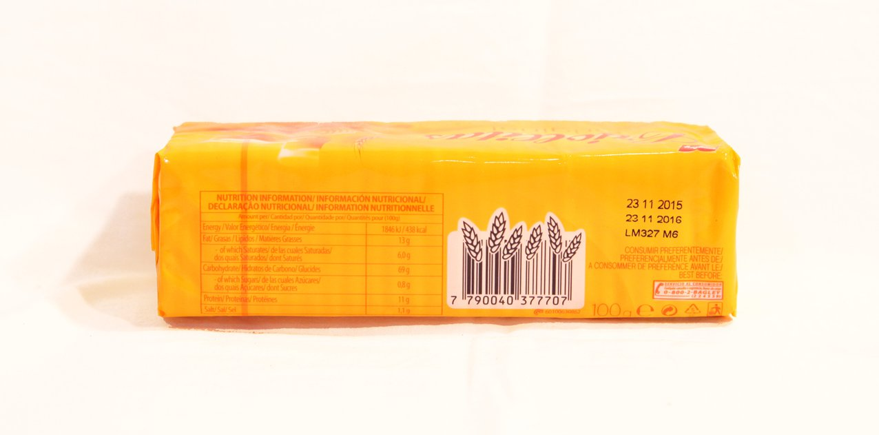 PACK de 6 Galletitas Criollitas de Bagley. Galletas Crackers ...