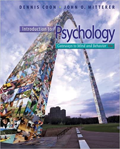 Amazon bundle introduction to psychology gateways to mind bundle introduction to psychology gateways to mind and behavior with concept maps and reviews 13th psychology coursemate with ebook printed access card sciox Gallery