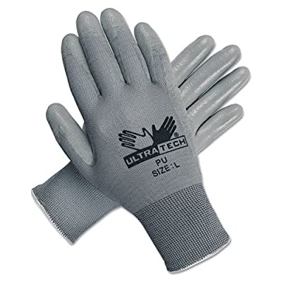 MPG9696L - Memphis Glove Ultra Tech Tactile Dexterity Work Gloves