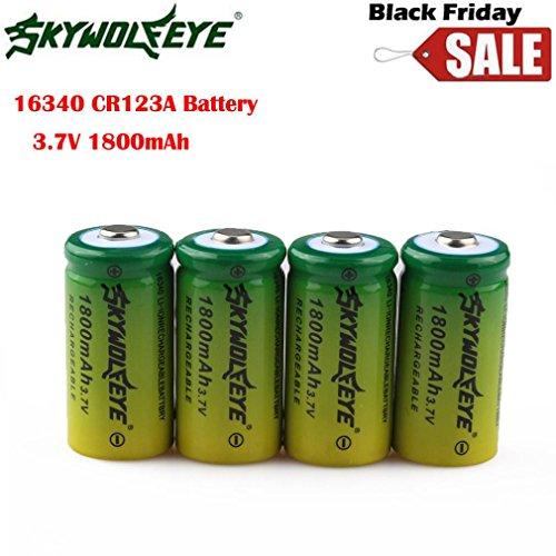 Flashlight, SKYWOLFEYE G700 X800 BYB ShadowHawk Flashlight Led Tactical Zoom Super Bright