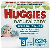 Huggies Natural Care Refreshing Baby