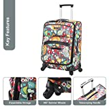 Lily Bloom Carry On Expandable Design Pattern