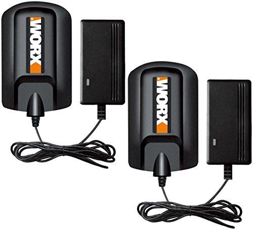 Worx (2 Pack) WA3732 20-Volt Charger # WA3732-2pk by Worx