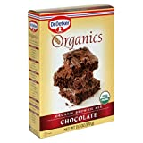 Dr. Oetker Organic Chocolate Brownie Mix, 13.1-Ounce Unit (Pack of 4)