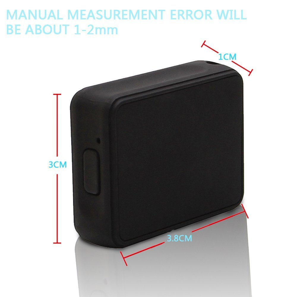 Smart GPS Tracker Spy Mini Portable Real Time tracking device Wireless GPRS SIM Locator For Vehicle Car Children (K8) by ZHLL (Image #8)