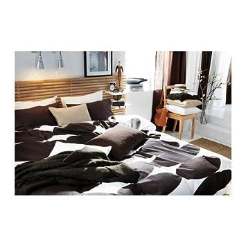 Ikea Bettwäsche Set Kajsa Sten Bettgarnitur 140x200 Cm Und 80x80