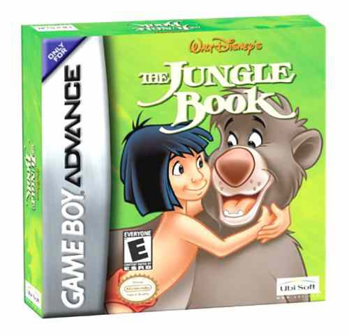 Disney's Jungle Book - Game Boy Advance