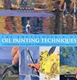 The Encyclopedia of Oil Painting Techniques, Jeremy Galton, 0806989092